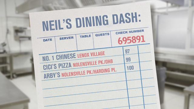 Neil's Dining Dash_376354