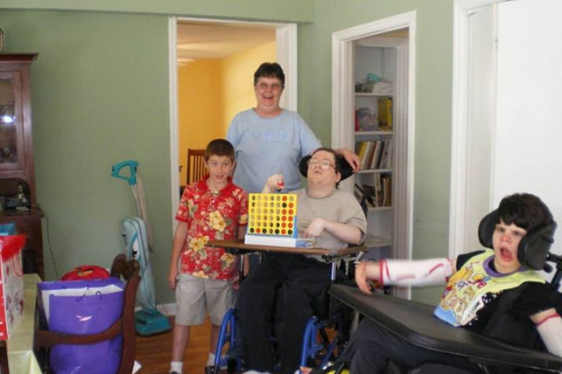 Steiner family, Joan Quick, David Wright_380121