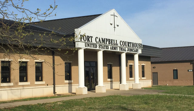 Fort Campbell Judicial Courthosue_399490