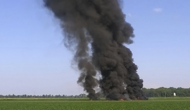 Mississippi plane crash_424688