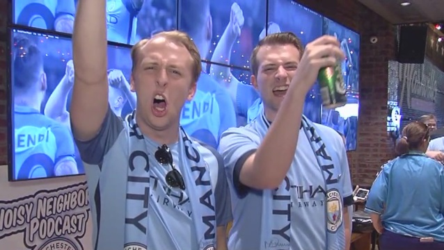 Soccer Fans toast the International Champions Cup on July 29, 2017_429689