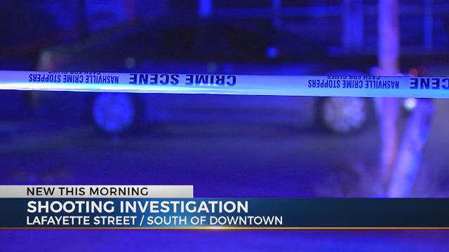 Man shot on bicycle Lafayette Street_438802