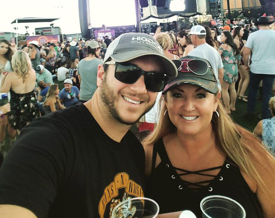 Sonny Melton. Dr. Heather Gulish Melton, Las Vegas concert attack_448659