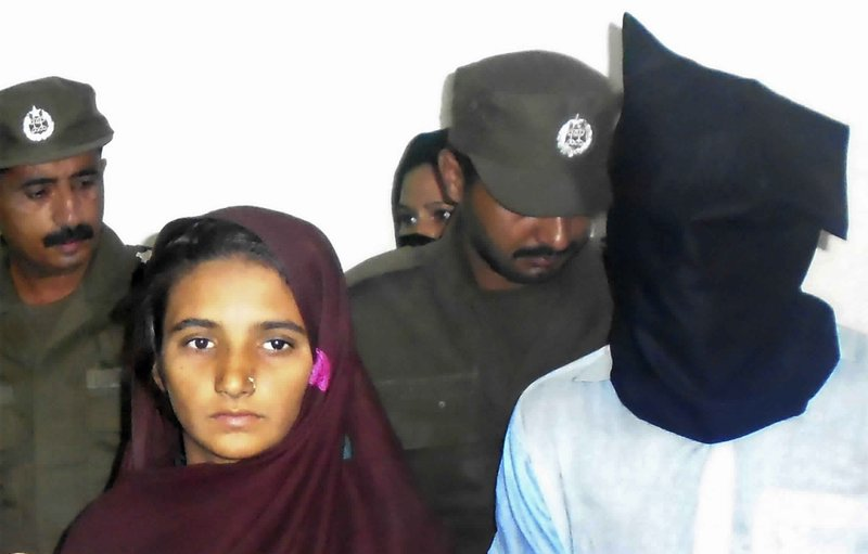 Pakistan forced marriage_458835