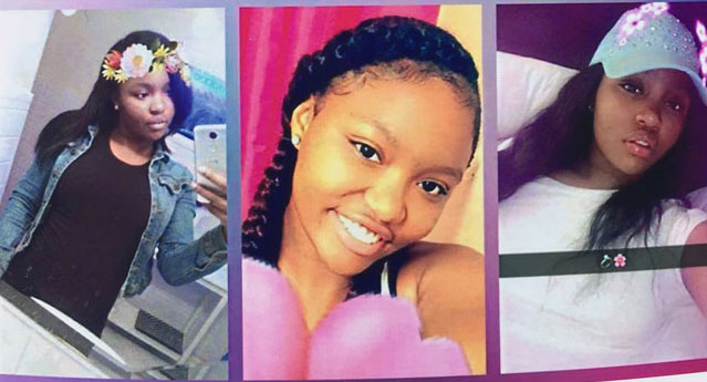 Deberianah Begley, 16-year-old shot killed Cayce homes_450717