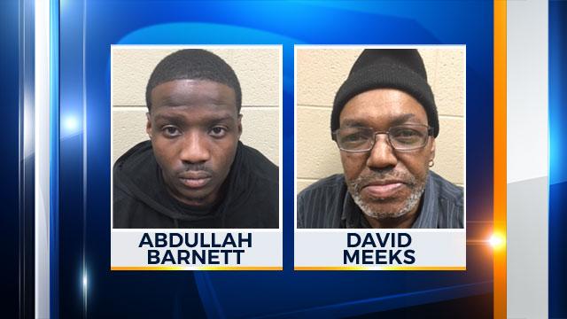 Lawrenceburg police arrest 2 men in prescription drug fraud case