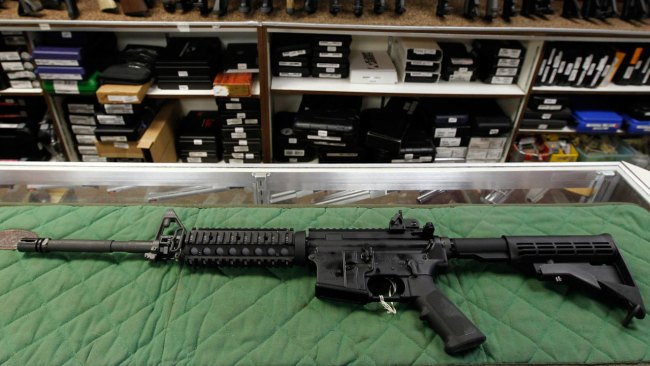 ar-15 rifle generic_488267