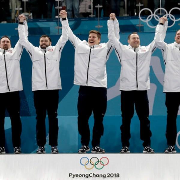 Pyeongchang Olympics Curling Men_490606