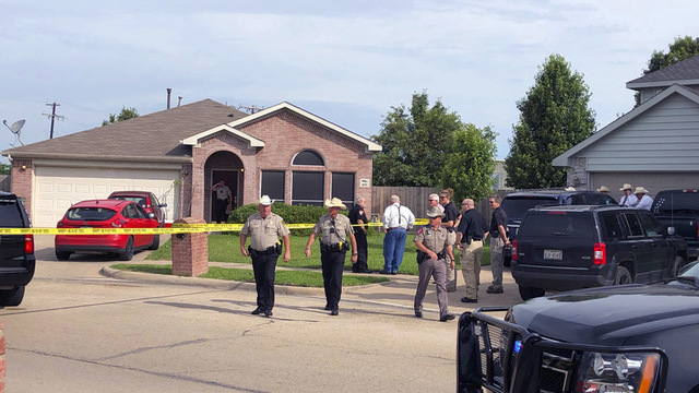 Deadly Shooting-North Texas