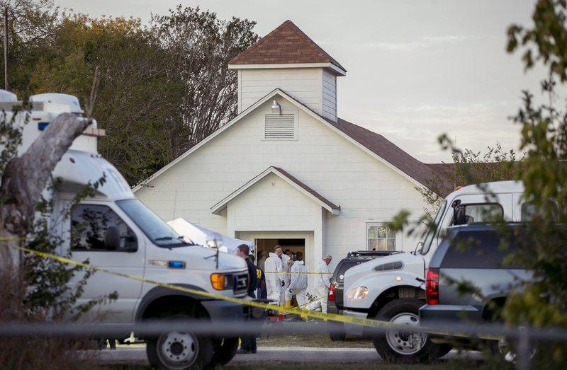 Texas church shooting_457999