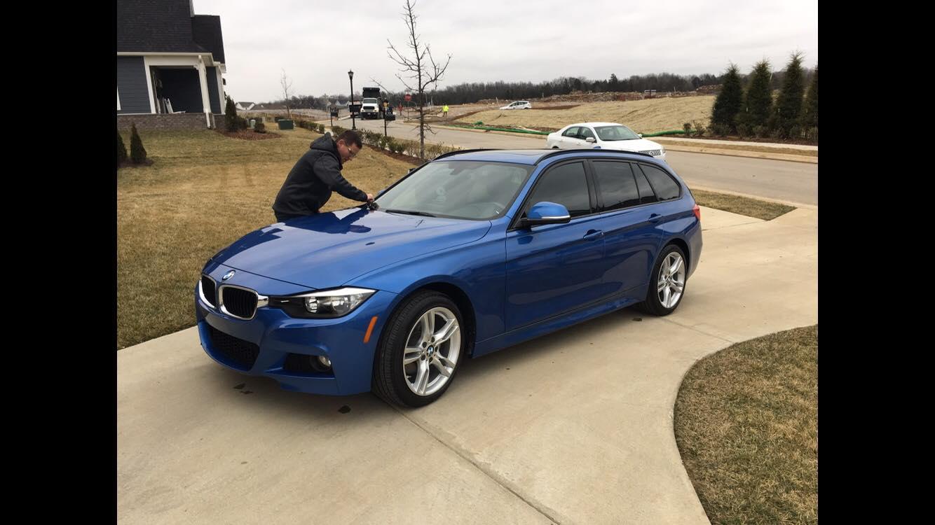 BMW stolen in Mt. Juliet