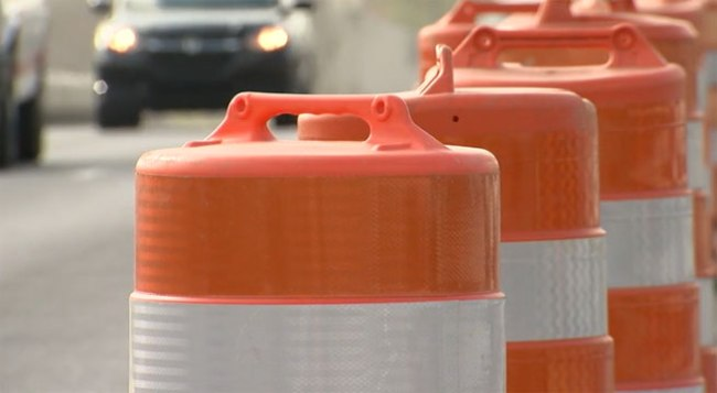 TDOT: Construction to cause lane closures near downtown Nashville