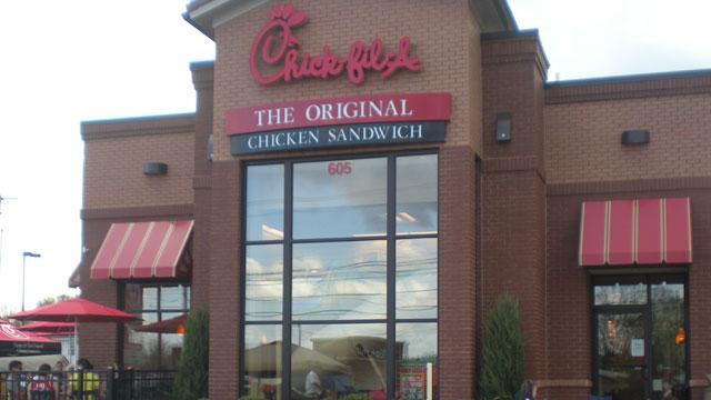Chick-fil-A restaurant_288552