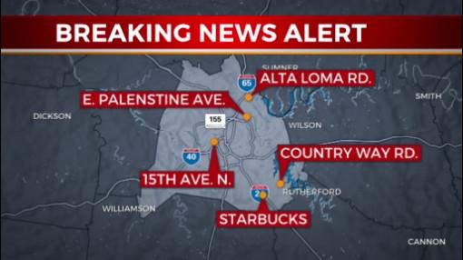 Map of 5 shootings_1534267977301.jpg.jpg