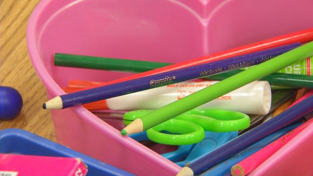 generic school supplies