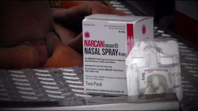 narcan generic