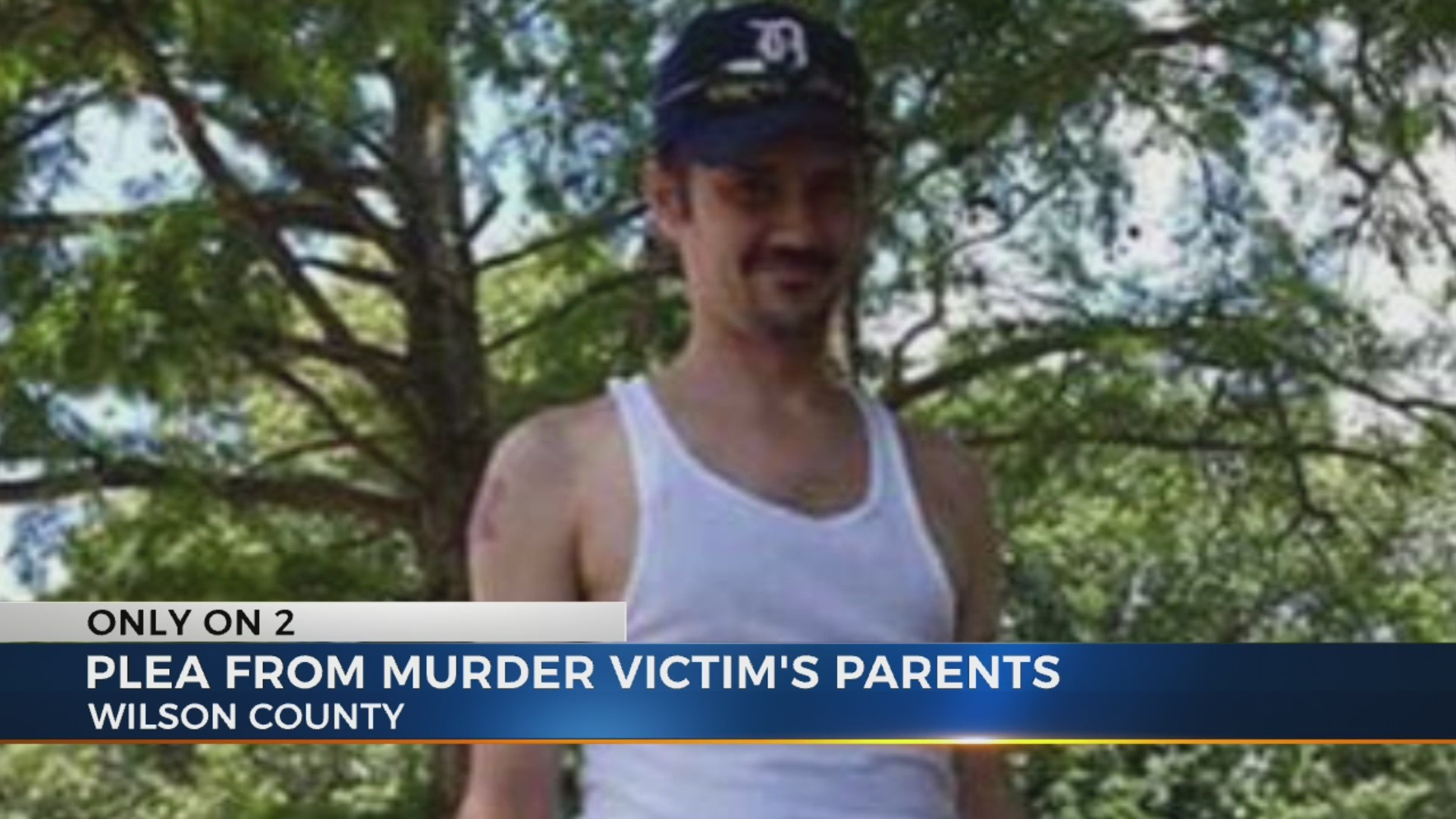 Parents want answers in son's murder