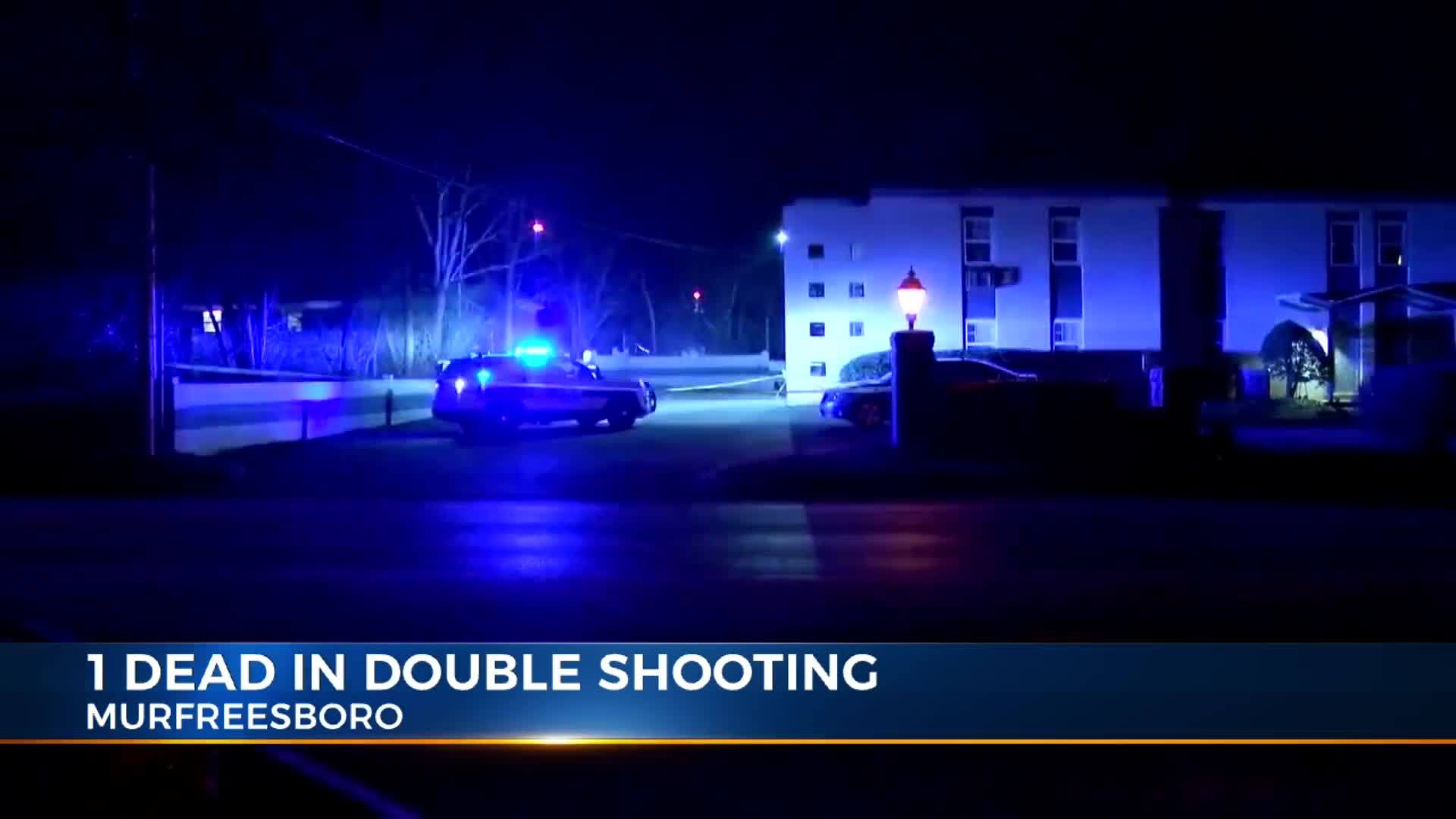 Police working to identify dead man in bizarre Murfreesboro shooting