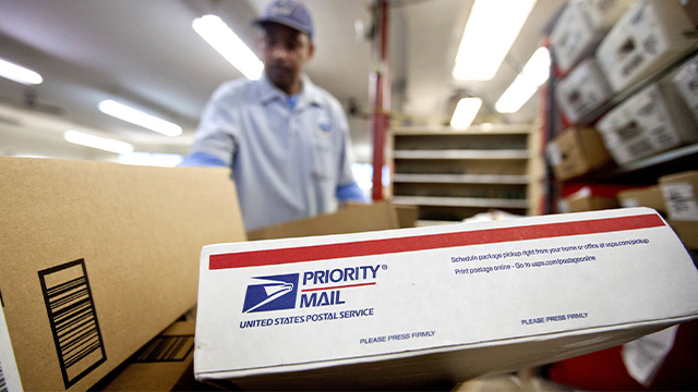 USPS mail generic