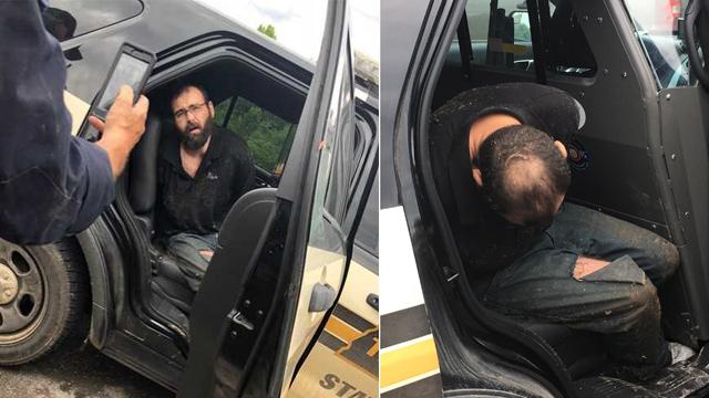 Steven Wiggins captured