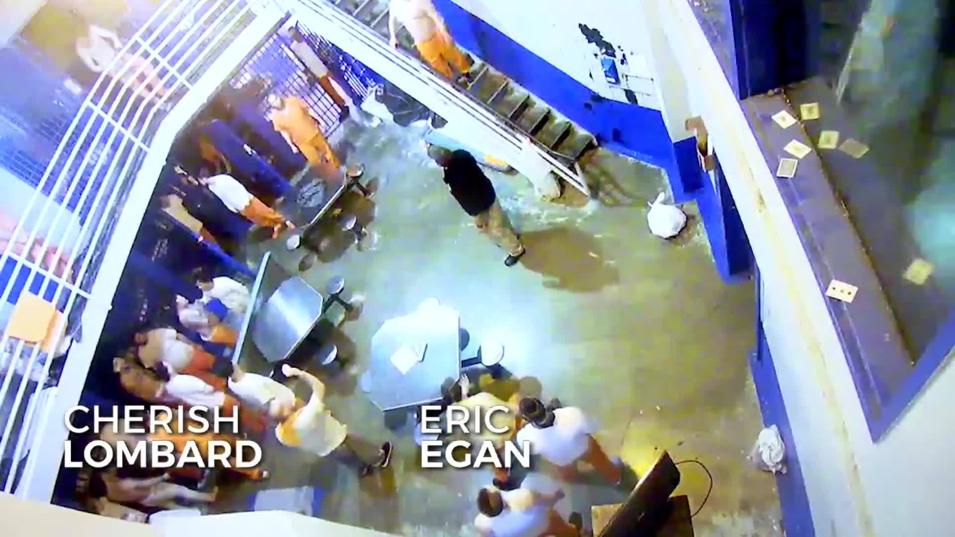 WATCH: More than 50 inmates brawl inside Cheatham Co  Jail