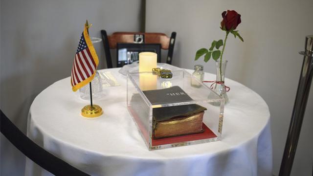 Manchester VA Medical Center Bible
