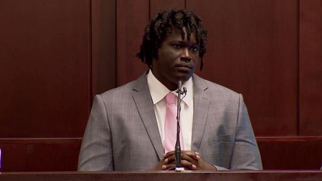 Emanuel Samson day 3 in court