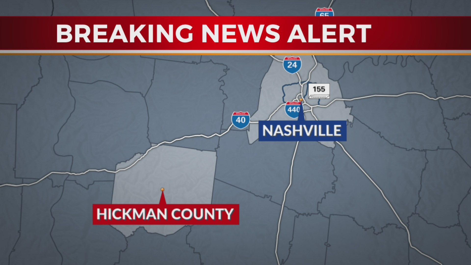 Hickman County fatal crash