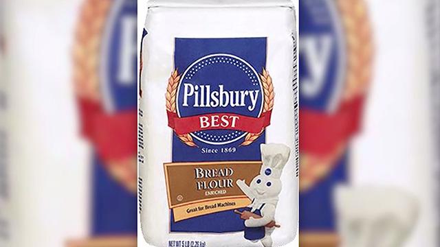 Pillsbury flour recall
