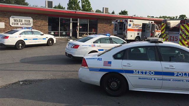 Cube Smart Murfreesboro Road shooting