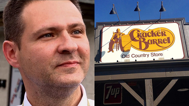 Fritts with Cracker Barrel