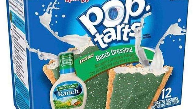 Ranch Pop-Tarts