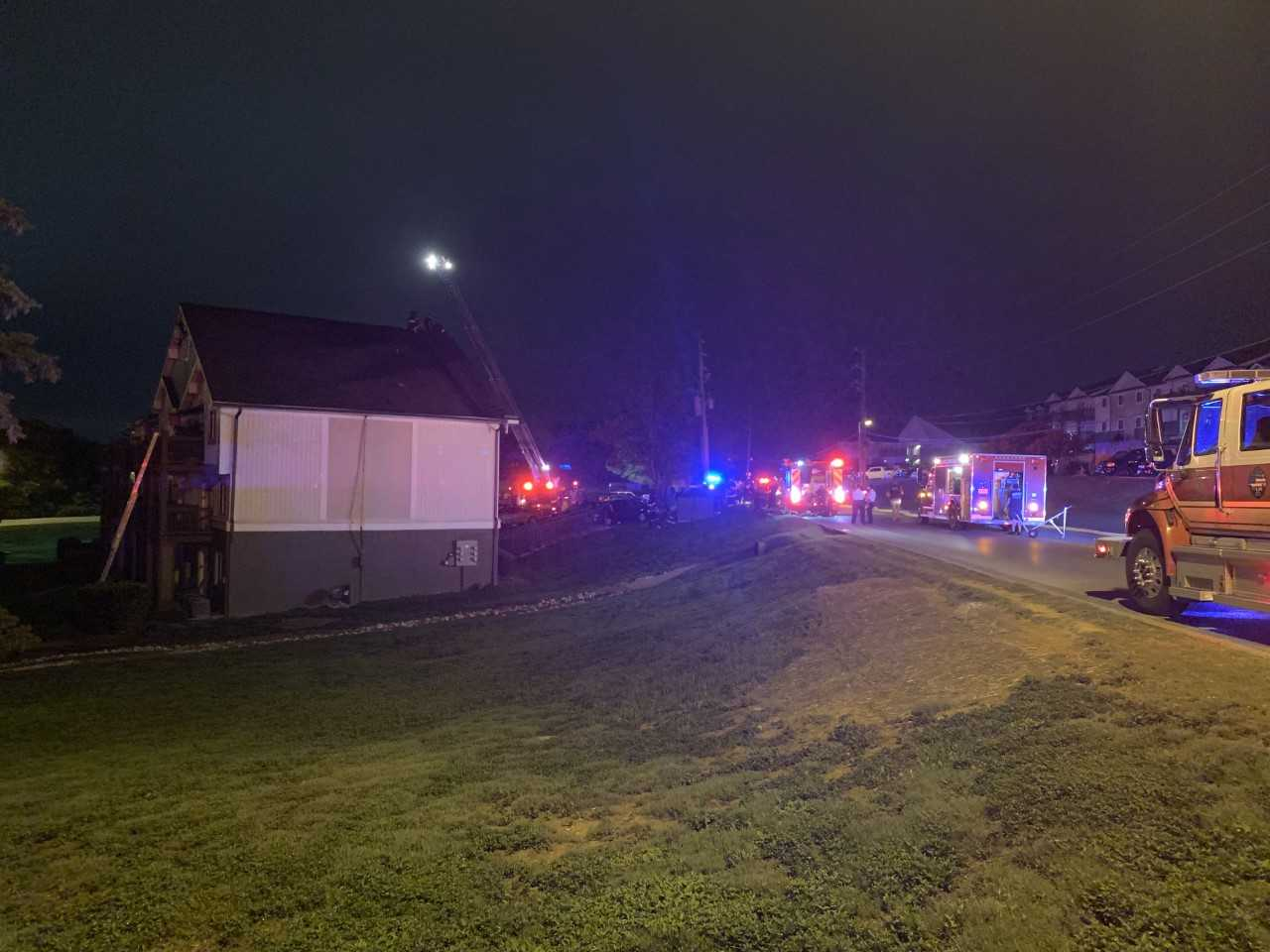 8 Month Old Killed 5 Other Children Hurt In Fire At Antioch
