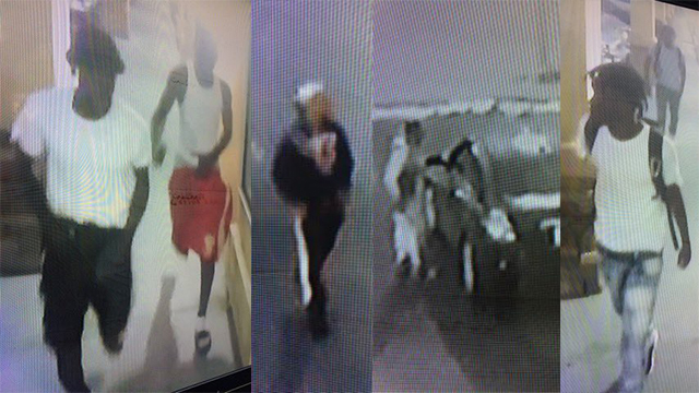 Priest Lake Drive shooting suspects