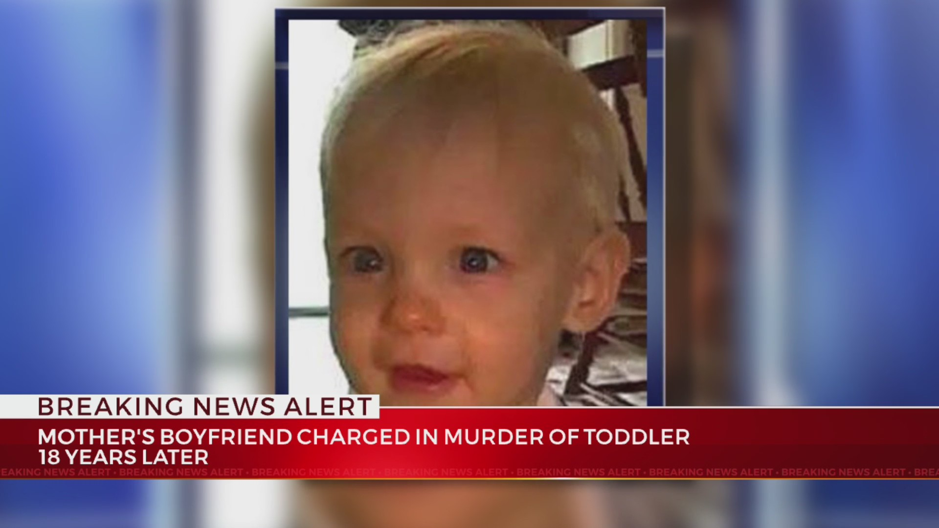 Man indicted for murder in 2001 toddler's death | WKRN News 2