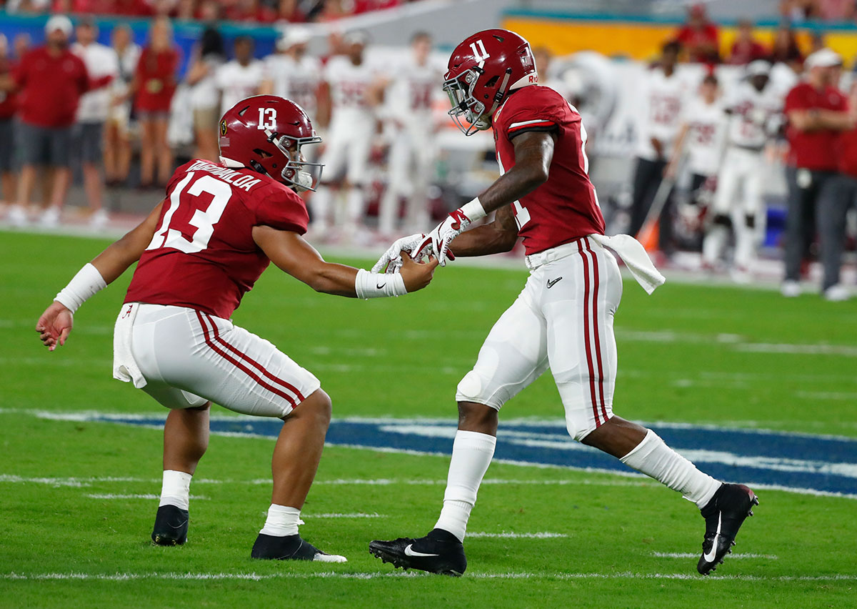 Ruggs: Tide aiming to be 'just like any other Alabama team
