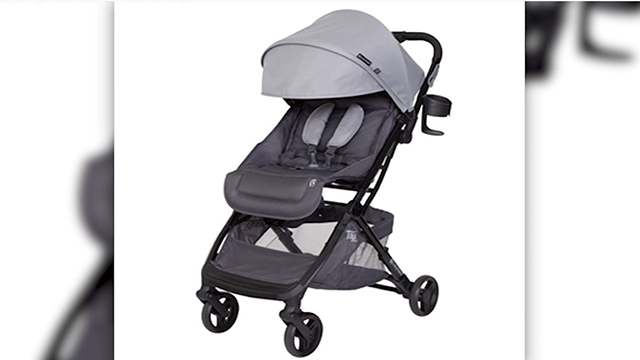 Baby Trend stroller recall