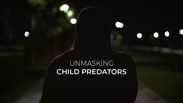 Unmasking Child Predators