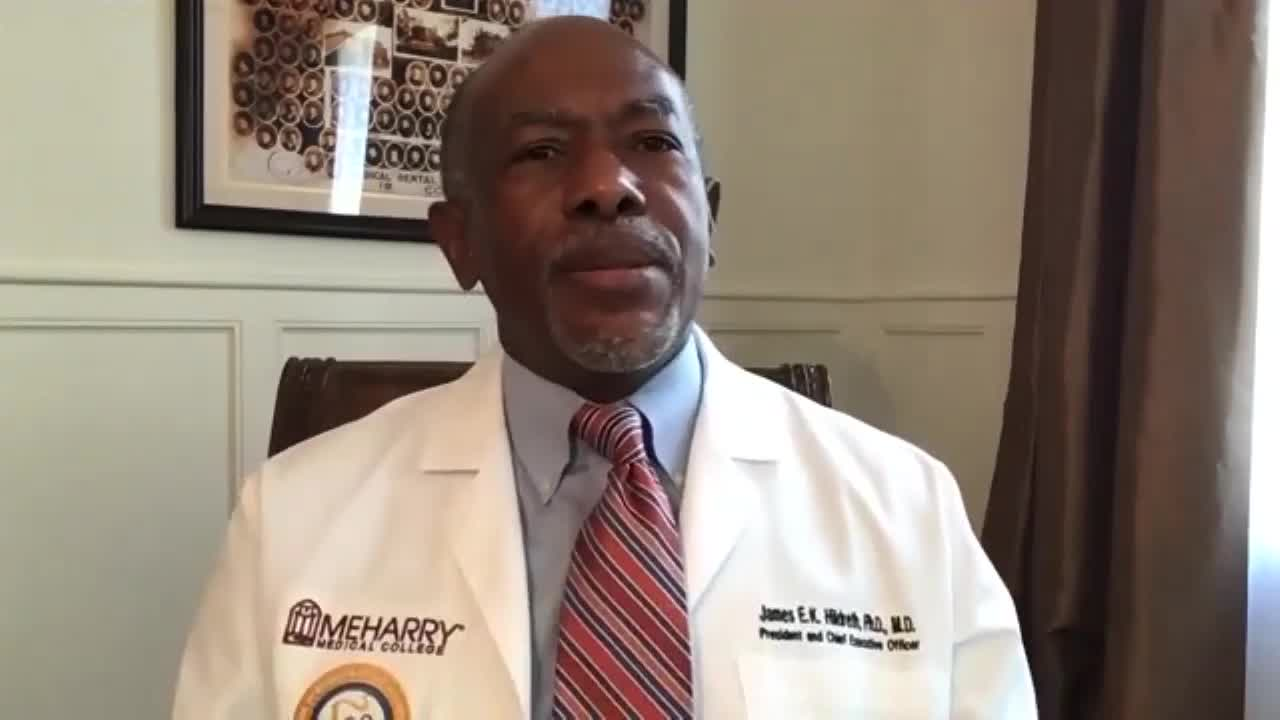 Dr. James Hildreth