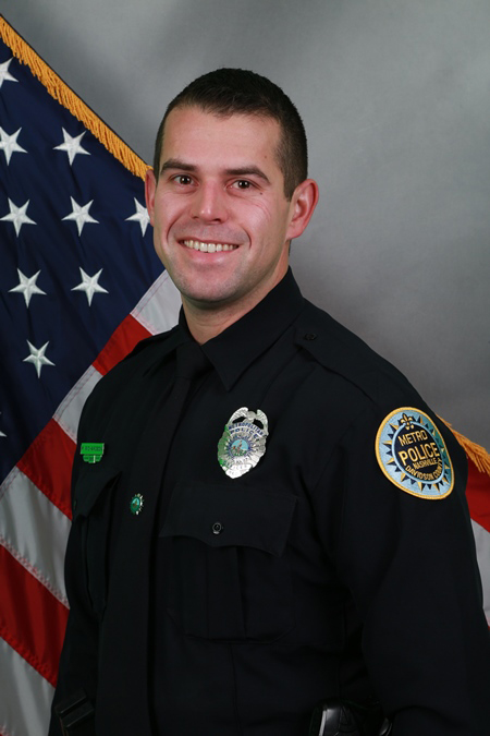 Officer Michael Richardson