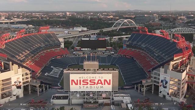 Nissan Stadium Titans generic