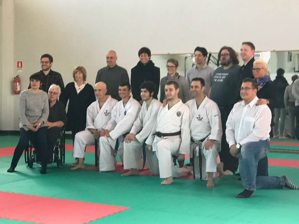 Towards the target. The PRIME model to train the martial arts to people with a disability