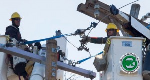 Consumers Energy workers have served the area for over 100 years,