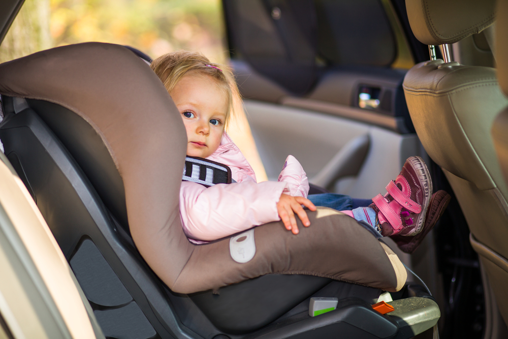 Fire Station To Make Sure Your Car Seat Is Safe And Effective