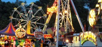 midway at berlin fair