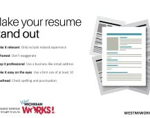 Employment Expertise The Resume Make A First Impression They Won