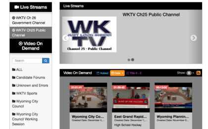 c33c63d42e2421 WKTV offers on-demand viewing of the Wyoming and Kentwood high school  sports
