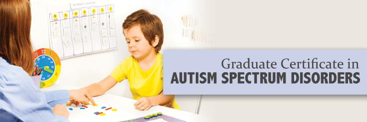 Wku Online Graduate Certificate In Autism Spectrum Disorders