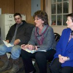 U.S. Representative Jackie Walorski visited Starke County to listen to the concerns of local farmers.
