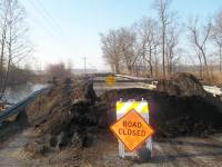 The Starke County Commissioners will open bids to replace the bridge over 700 East at their July 7 meeting.
